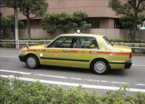 タクシーの夢