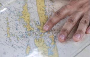 地図 夢占い