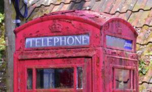 電話ボックスの夢