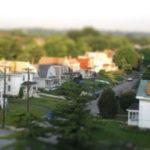 住宅街の夢