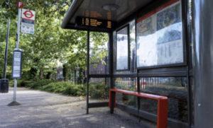 バス停の夢