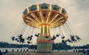遊園地の夢