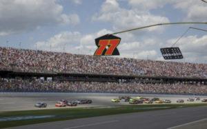 レース場の夢
