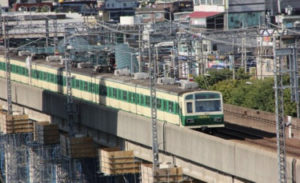 電車・列車・地下鉄